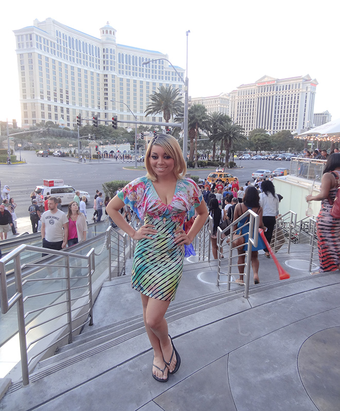 Richelle-Richie-on-Las-Vegas-Strip
