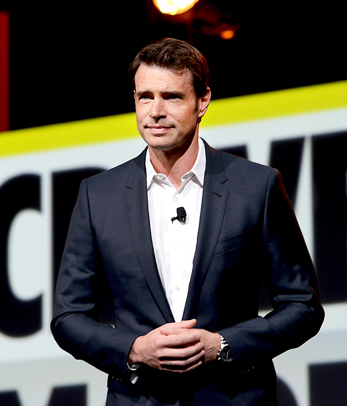Scott-Foley,-NAB-Show,-Las-Vegas
