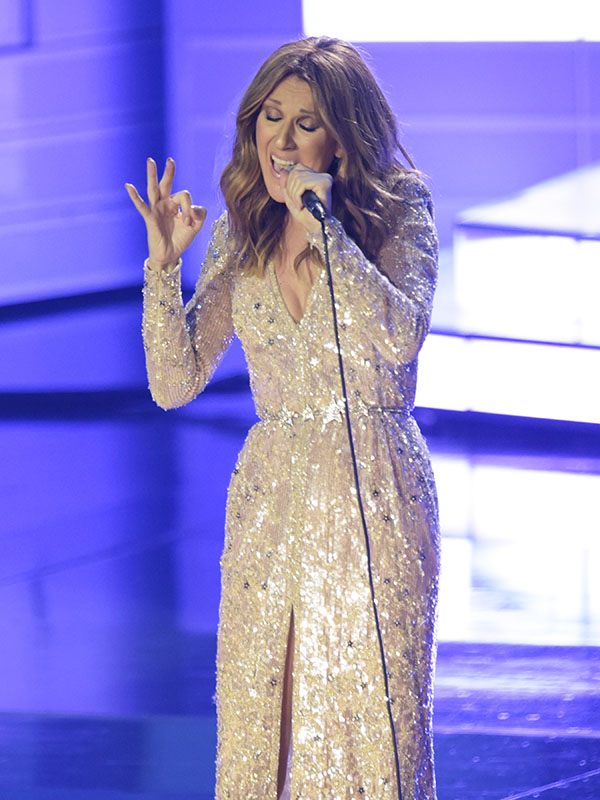 Celine Dion Returns to Las Vegas