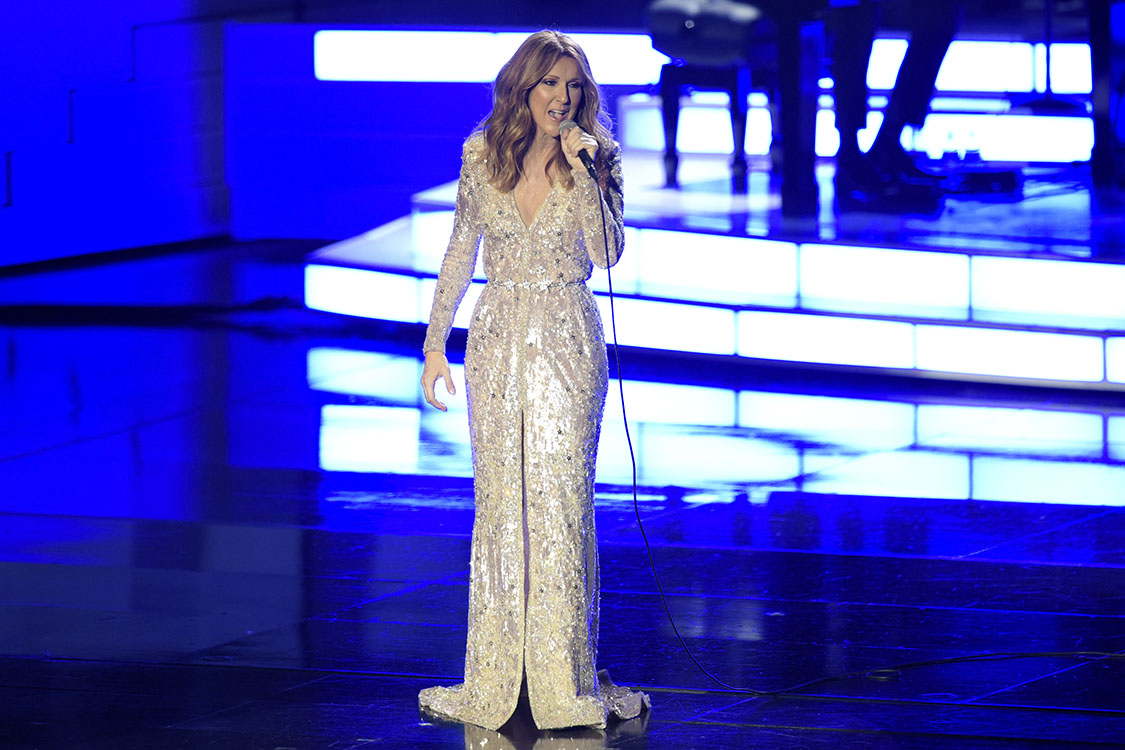 Celine Dion's Triumphant Return to Las Vegas Stage, Caesars Palace