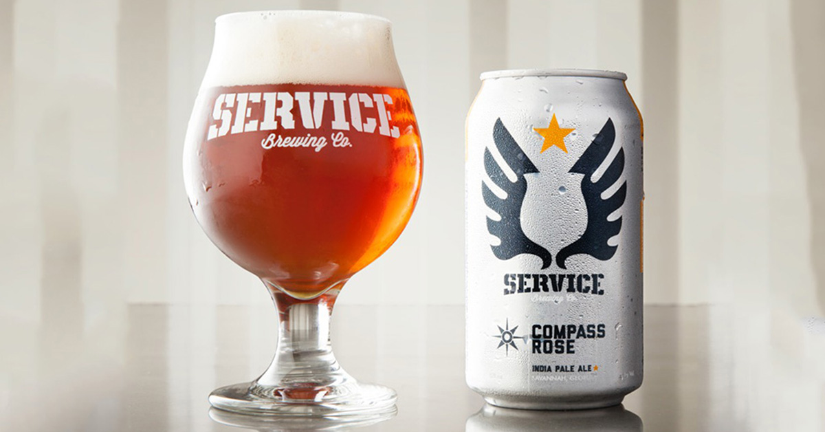 Compass Rose, India Pale Ale