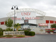 Las Vegas To Host 2016 Presidential Debate, Thomas & Mack Center UNLV