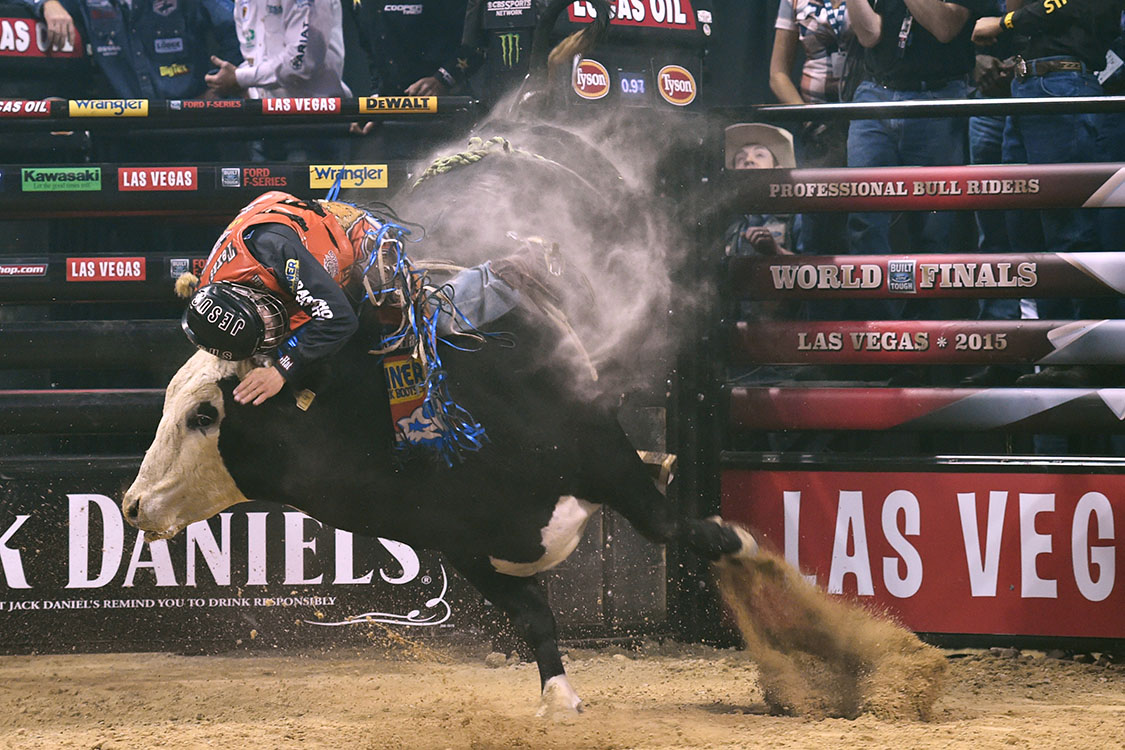 Alexander Cardozo, PBR Bull Riding World Finals