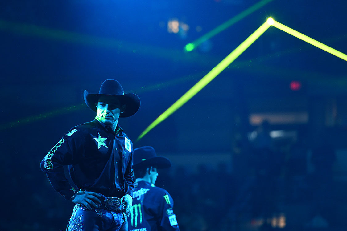 Joao Ricardo, PBR Bull Riding World Finals