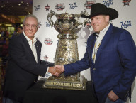 Las Vegas Extends Partnership with the PBR