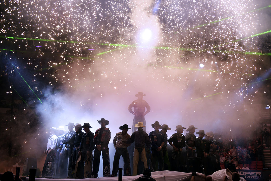 Opening Ceremonies, PBR Bull Riding World Finals