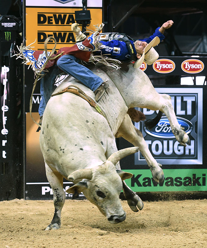Renato Nunes, PBR Bull Riding World Finals