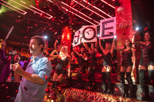 Joseph Griffin Experiences TAO Nightclub at The Venetian, Las Vegas