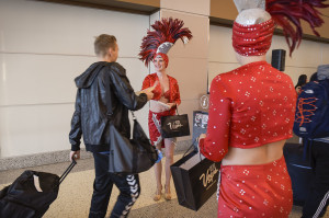 Las Vegas Welcomes Norwegian Air at McCarran International Airport