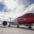 Norwegian Air Arrives in Las Vegas at McCarran International Airport