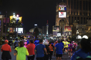 Rock 'n' Roll Marathon in Las Vegas