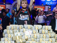 Joe McKeehen Wins World Series of Poker® Main Event
