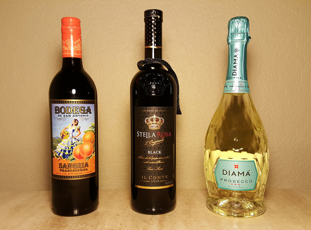 Fantastic Holiday Wines from Stella Rosa, Riboli Family Estates, San Antonio Winery