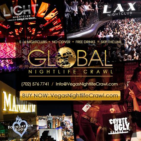 Las Vegas Nightclub Crawl, VIP No Lines