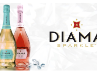 Make the Holidays Sparkle with Diama Prosecco and Diama Rosé!