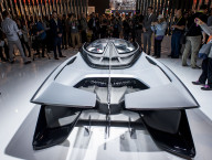 /home/brendan/public html/lasvegastoppicks.com/wp content/uploads/2016/01/Faraday Future FFZero1 all electric concept car CES 2016 Las Vegas 1