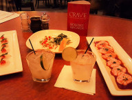CRAVE American Kitchen and Sushi Bar –– The Crown Jewel of Downtown Summerlin