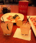 Ginger Lime Margaritas & Delicious Appetizers at Crave Restaurant, Downtown Summerlin, Las Vegas