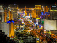 Las Vegas Strip from Mandalay Bay