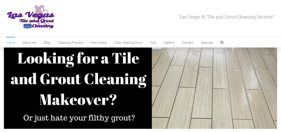 Top Tile and Grout Cleaning Service in Las Vegas, Nevada