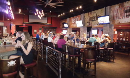 Trivia Night at Nacho Daddy Restaurant, West Las Vegas