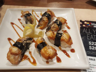 Hanabi Sushi & Rolls, Village Square on West Sahara