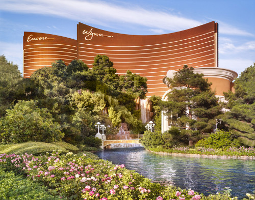 Wynn & Encore Hotel and Casino, Las Vegas, Nevada