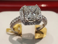 Diamond Wedding Ring, Morgan Taylor Jewelers, West Las Vegas
