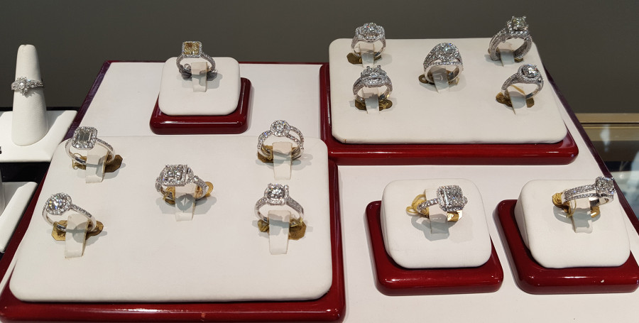 Elegant, Breathless Engagement Rings from Morgan Taylor Jewelers, West Las Vegas
