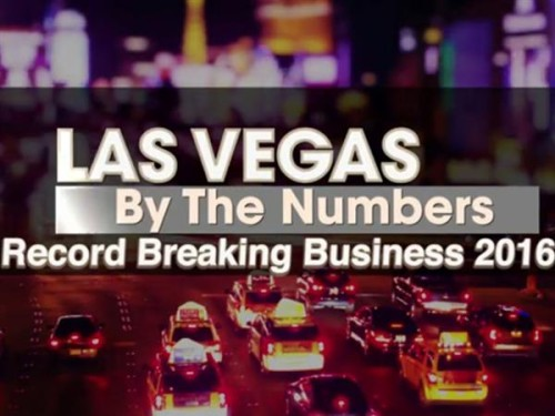 Las Vegas By The Numbers, Record Growth 2016