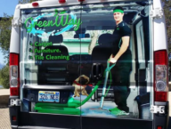 GreenWay Carpet Cleaning — Premium, Modern, Environmental