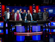 2017 World Series of Poker, November Nine