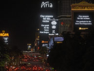 Las Vegas unites after shooting
