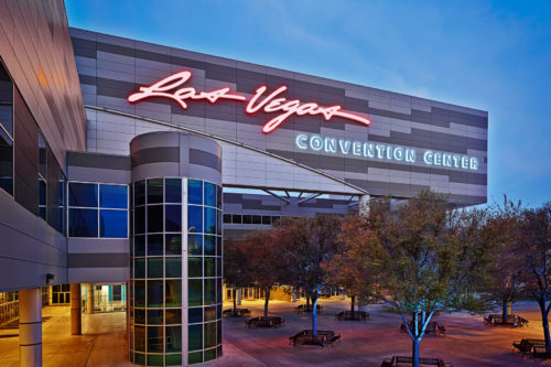 2/26/2014  LVCVA photos of the the Las Vegas Convention Center