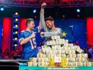 Illinois' John Cynn Wins World Series of Poker® Main Event