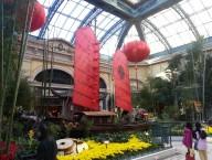 Bellagio Conservatory & Botanical Gardens – Chinese New Year