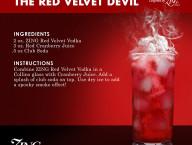 ZING Vodka — Red Velvet Devil