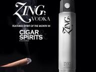 ZING Vodka Featured in Cigar & Spirits Magazine