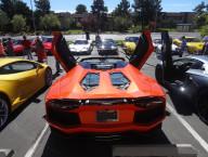 Siena Italian Sports Car Day