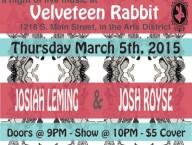 Velveteen Rabbit Events