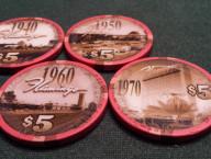 Poker Flamingo Chips