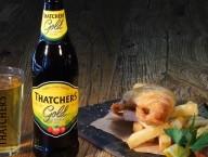 Thatchers Gold English Cider, Innis & Gunn Oak Aged Beer