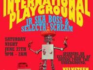 Enter the Void, International Playground at Velveteen Rabbit