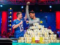 Illinois' John Cynn Wins World Series of Poker® Main Event